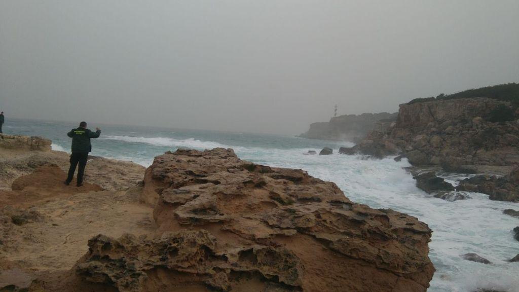 Encuentran un segundo cadáver en las playas de Ibiza: podrían ser de los dos desparecidos por el paso de la borrasca Gloria