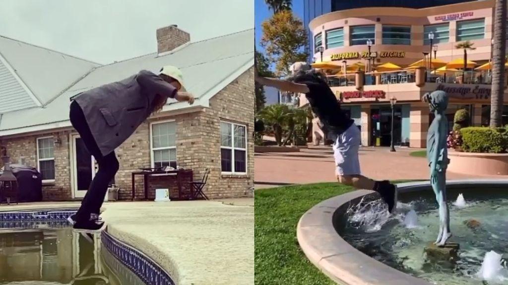 Splash challenge: el último reto de Instagram es tan peligroso como emocionante