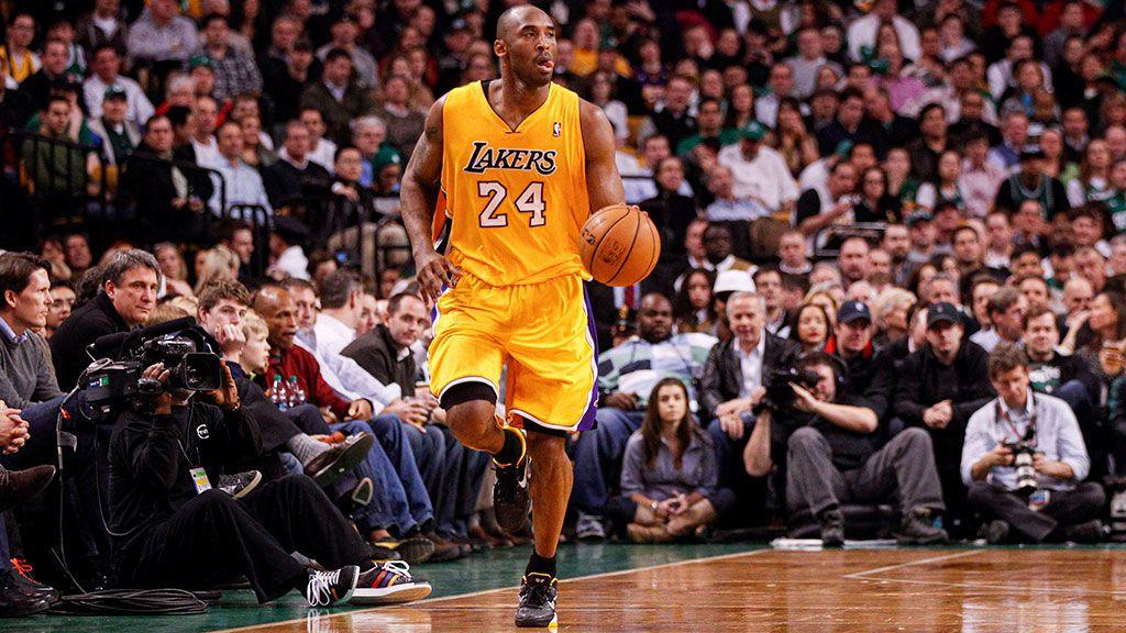 Petición de silueta Bryant en la NBA