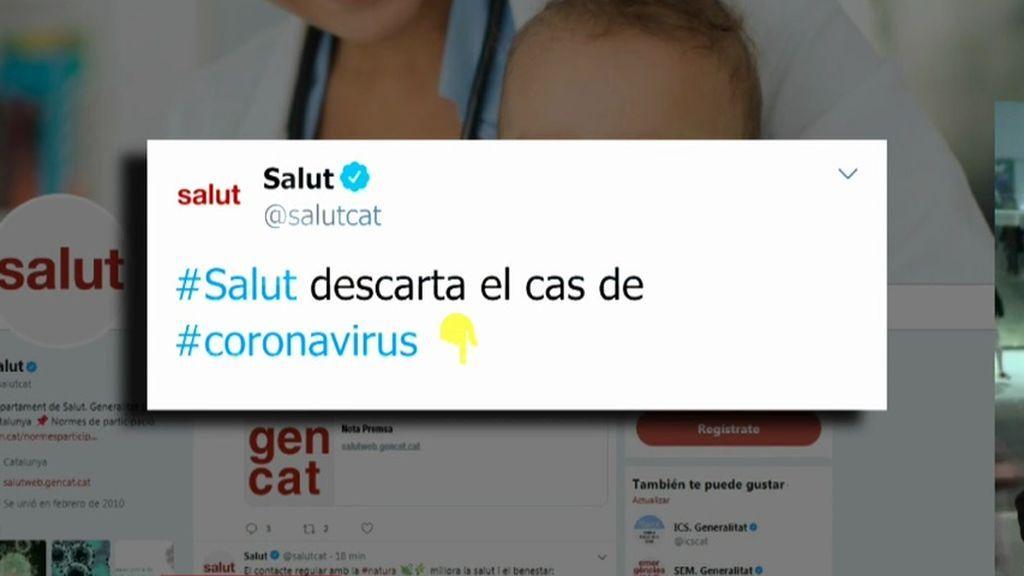 Descartado el último posible caso de coronavirus en Barcelona