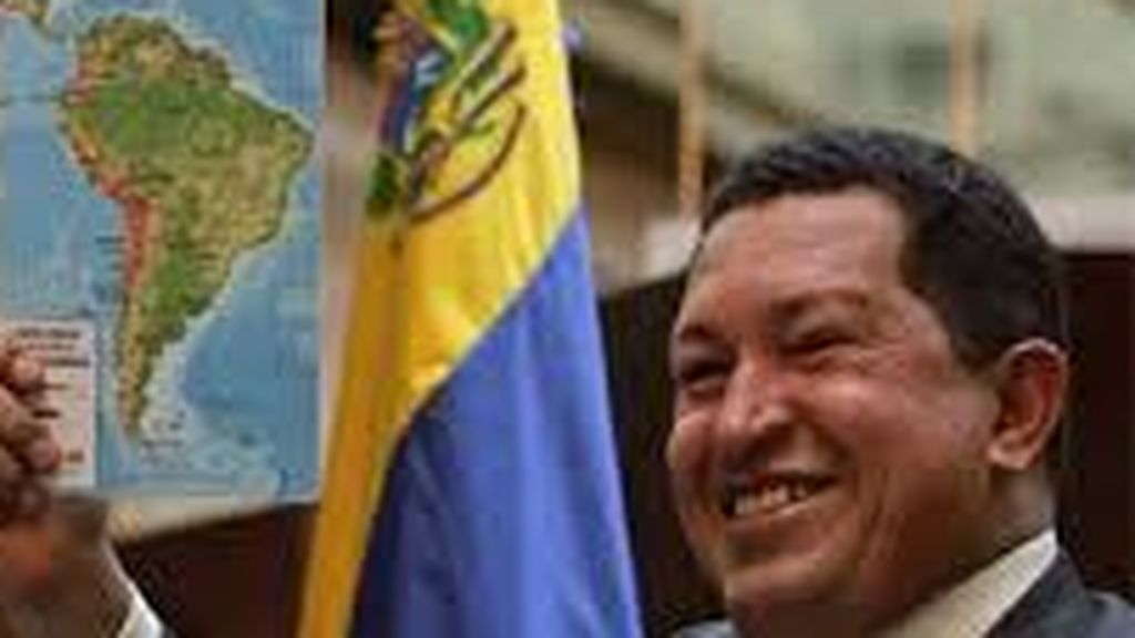 Chavez reunión fantasma