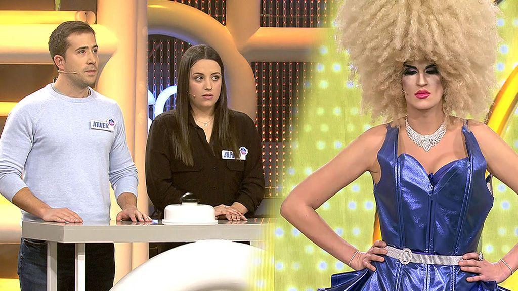 Ana y Javier adivinan la edad de 'La Jirafa' a la primera y se llevan 13. 500 euros