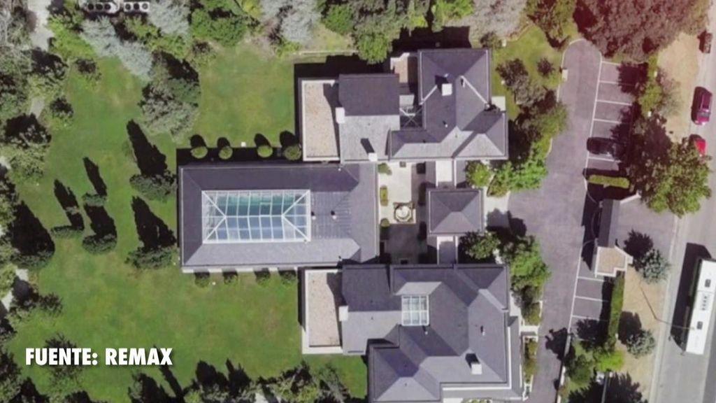 Mª Teresa ha rebajado el precio de su casa a 3,1 millones