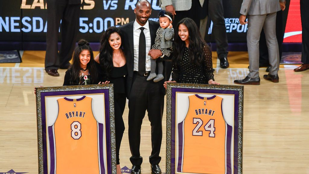 Kobe Bryant y su esposa tenían un pacto para no volar juntos en helicóptero