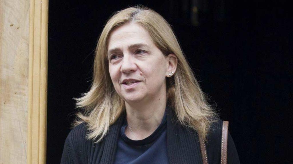 La infanta Cristina abandona La Caixa después de 26 años
