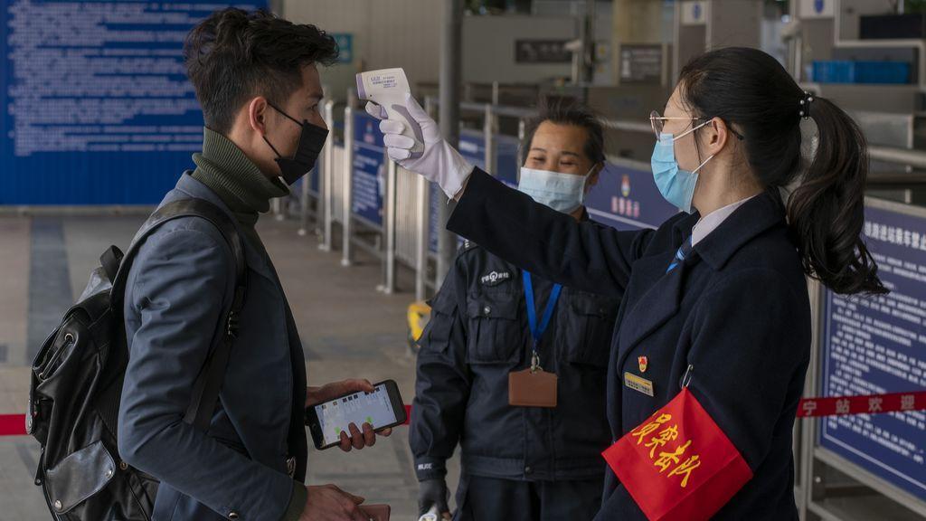 El equipo chino Wuhan Zall, entrenado por un español, llega el miércoles a Málaga para su pretemporada