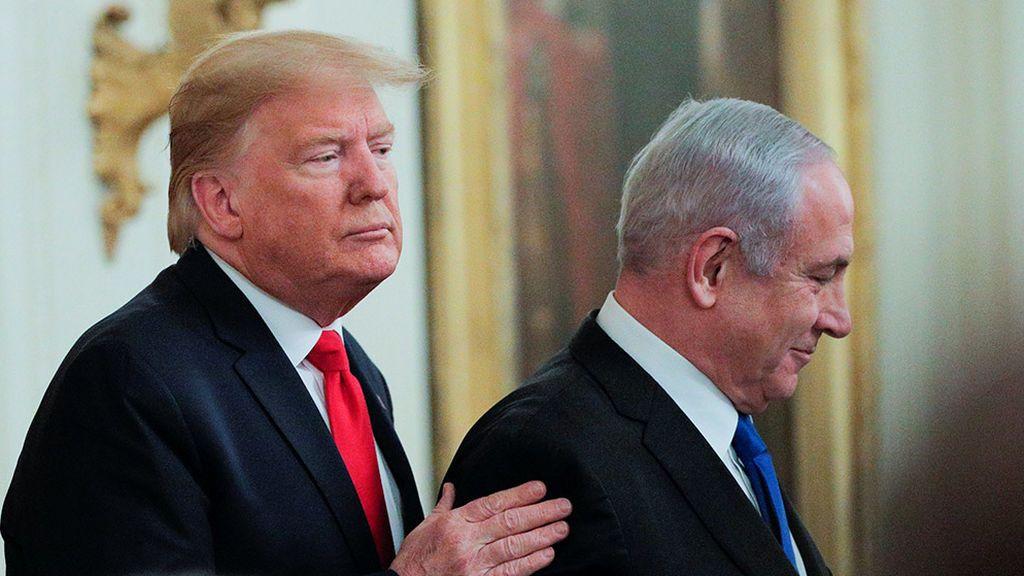 """El plan de paz de Trump: Jerusalén, capital """"indivisible"""" de Israel y de un estado palestino"""