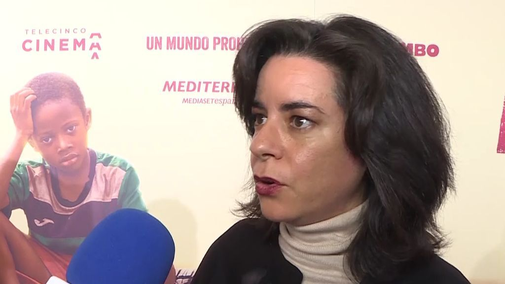 """Cristina Pardillo: """"El hospital tiene 100 camas y especialidades en ginecología, medicina general y dermatología"""""""
