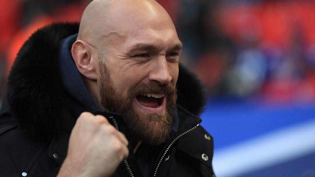 Tyson Fury revela el gel con el que se masturba siete veces al día para preparar su combate contra Deontay Wilder