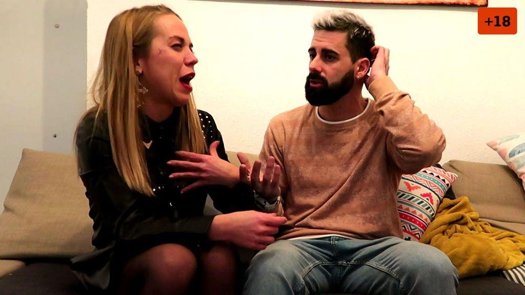 Yoli y Jonathan se rompen al recordar por qué no continuaron con su embarazo (1/2)