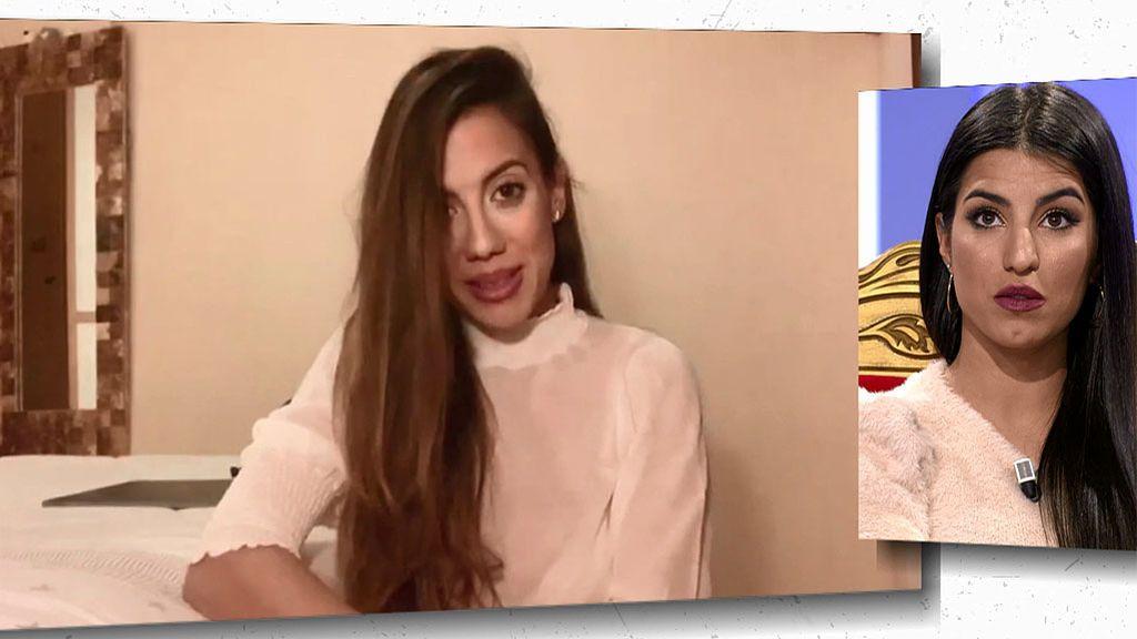 Laura, la chica que va a pretender a Álvaro