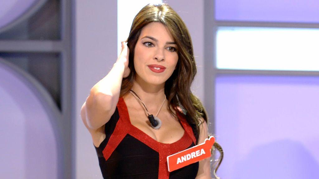 Andrea fue pretendienta de 'MyH' antes de 'La isla de las tentaciones'
