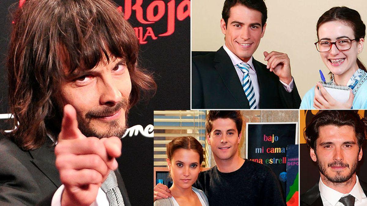 Del 'Águila Roja' al 'Culebra' o el 'Capitán Alatriste': dónde están ahora los ídolos de la época dorada de la TV