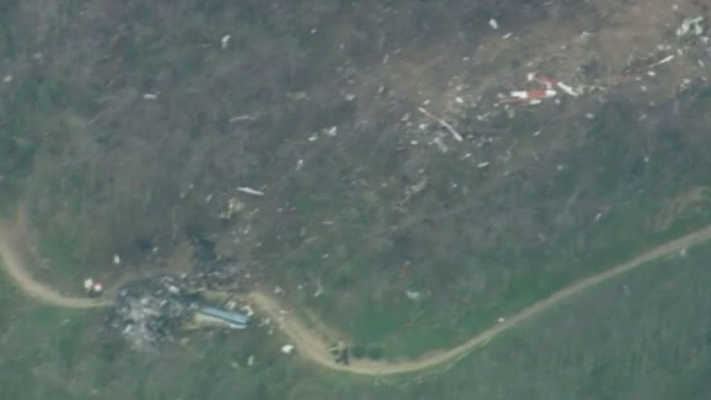 Recuperados los 9 cadáveres del accidente de helicóptero de Kobe Bryant