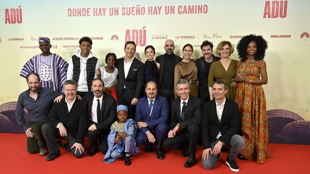 Fotos de la premier de la película 'ADÚ'