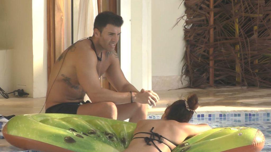 Inédito | Jose habla con Nerea de su relación con Adelina
