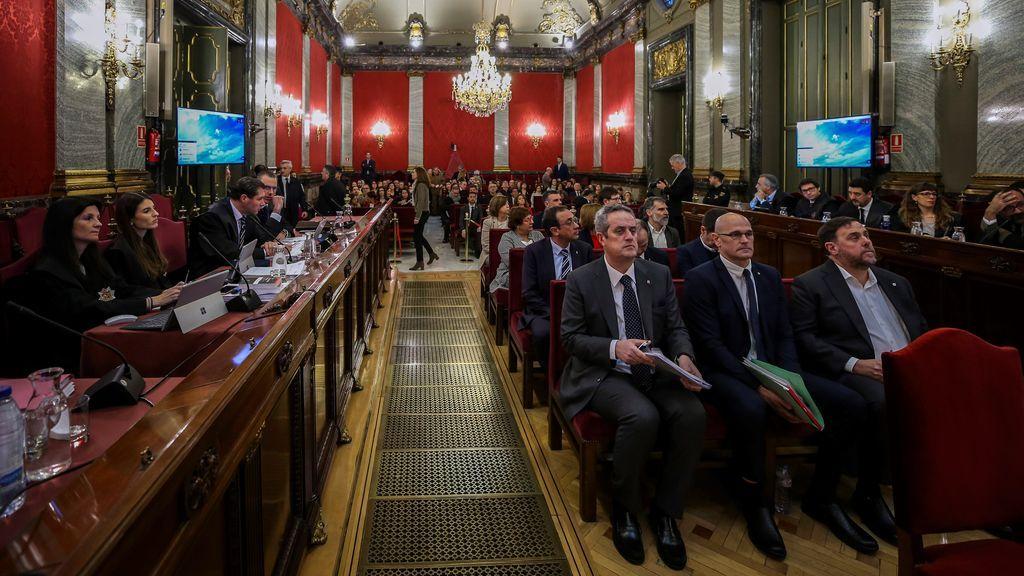El Supremo rechaza anular la sentencia del 'procés' al desestimar los incidentes planteados por las defensas y Vox