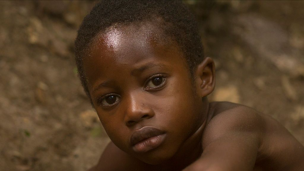 Moustapha, protagonista de 'Adú'
