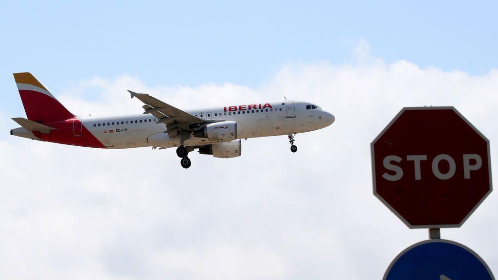 Iberia suspende sus vuelos con Shanghái, su único destino en China