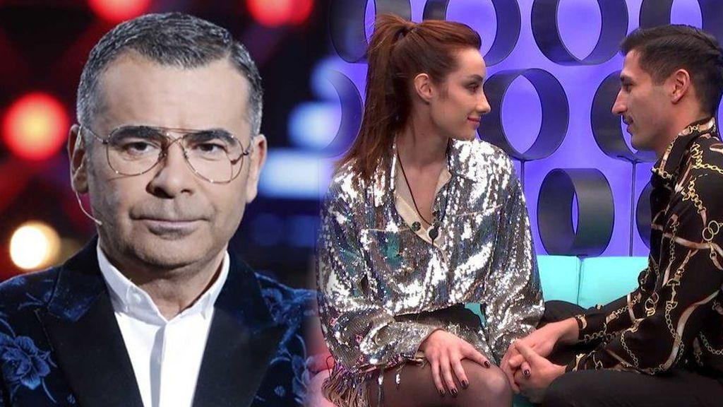 """Jorge se sincera sobre Adara y Gianmarco: """"Me gustaría que fueran felices porque es una manera de demostrarle al mundo que sí se puede"""""""
