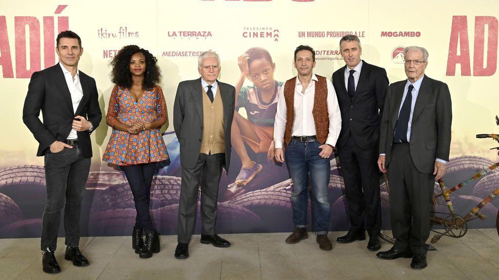 Telecinco Cinema y Yelmo Cines donarán parte de la taquilla de 'Adú' a la ONG Projet Ditunga