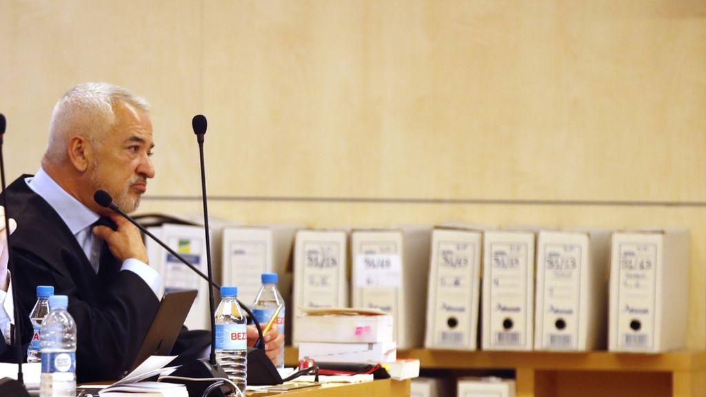 Pineda, el expresidente de  Ausbanc pide  la anulación de su juicio  juicio por extorsión y organización criminal