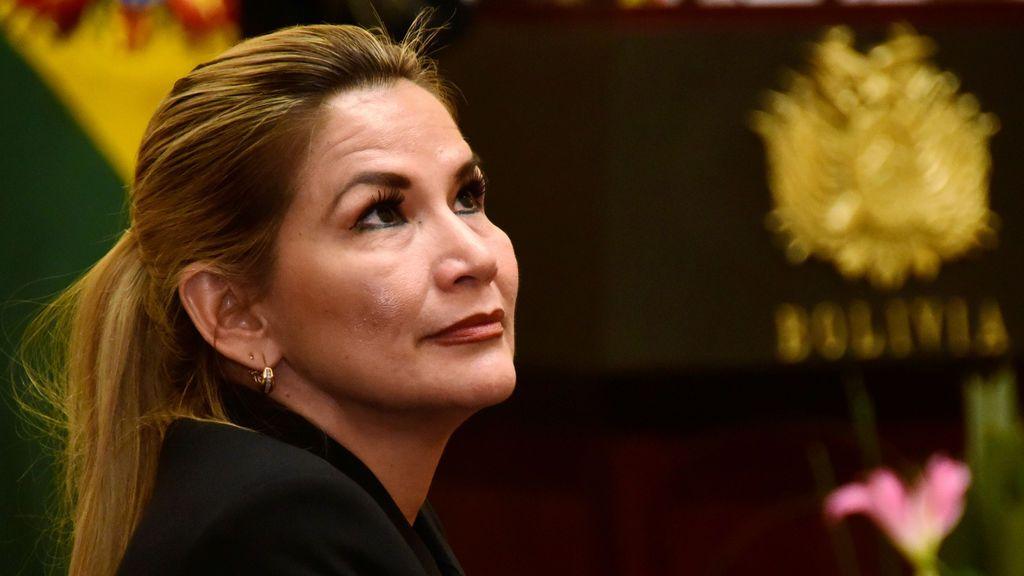 El partido de Morales impugnará la presidencia de Áñez si oficializa su candidatura a las elecciones de Bolivia