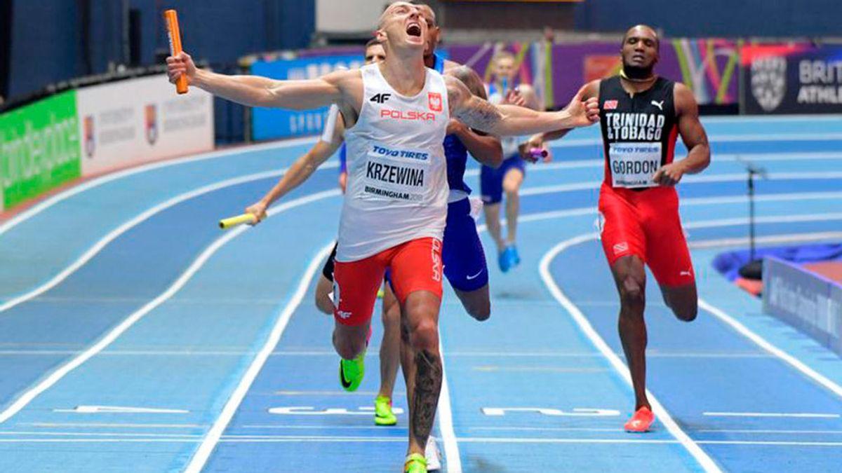 Suspenden el Mundial de Atletismo en pista cubierta en China por el coronavirus de Wuhan