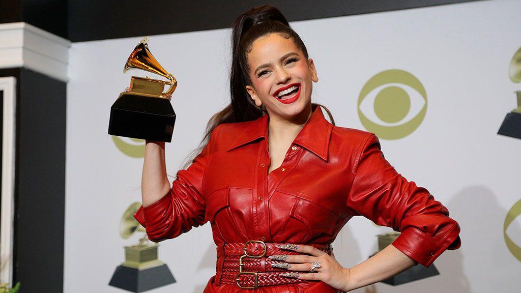Rosalía y Dua Lipa, en el punto de mira por un vídeo con 'strippers' tras los Grammy