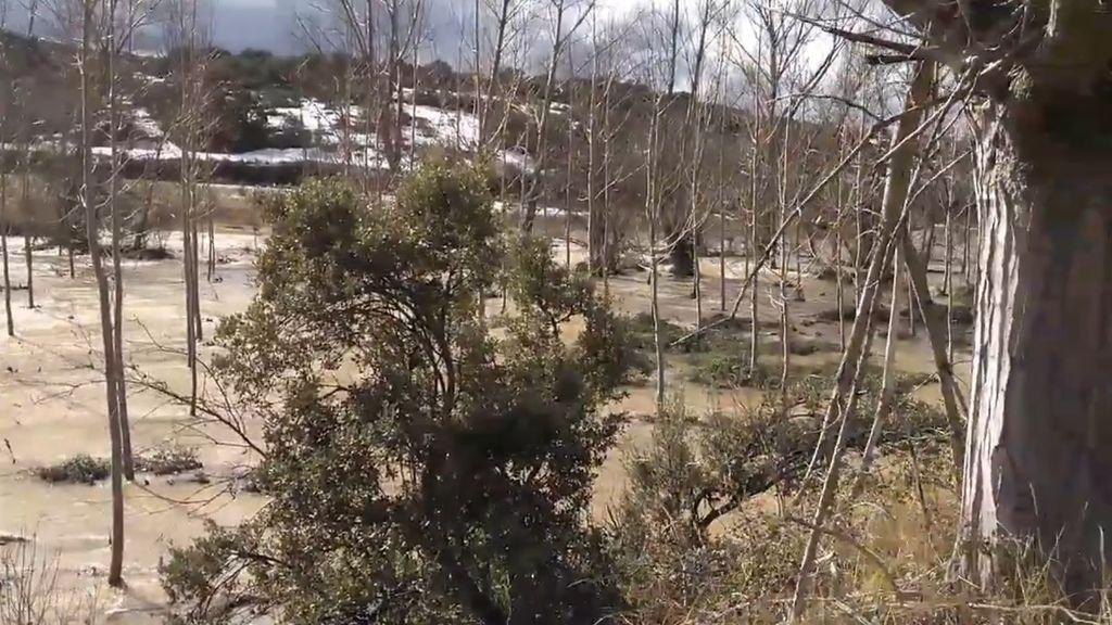 Las cuencas de los ríos se recuperan con el derretimiento de la nieve