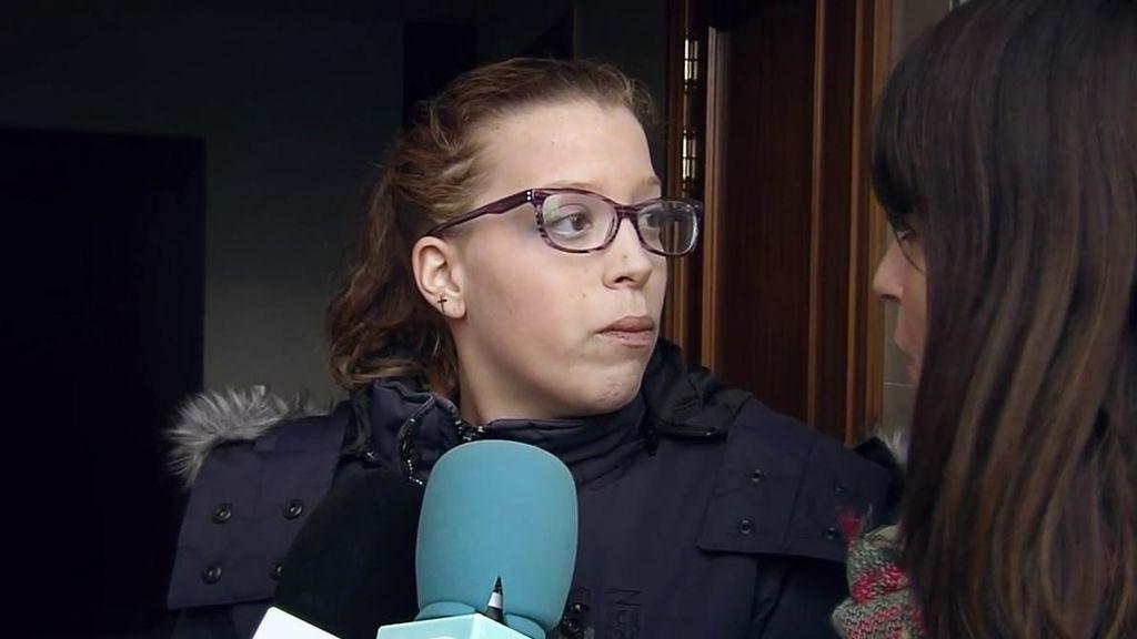 Habla la hermana de la presunta parricida de Logroño