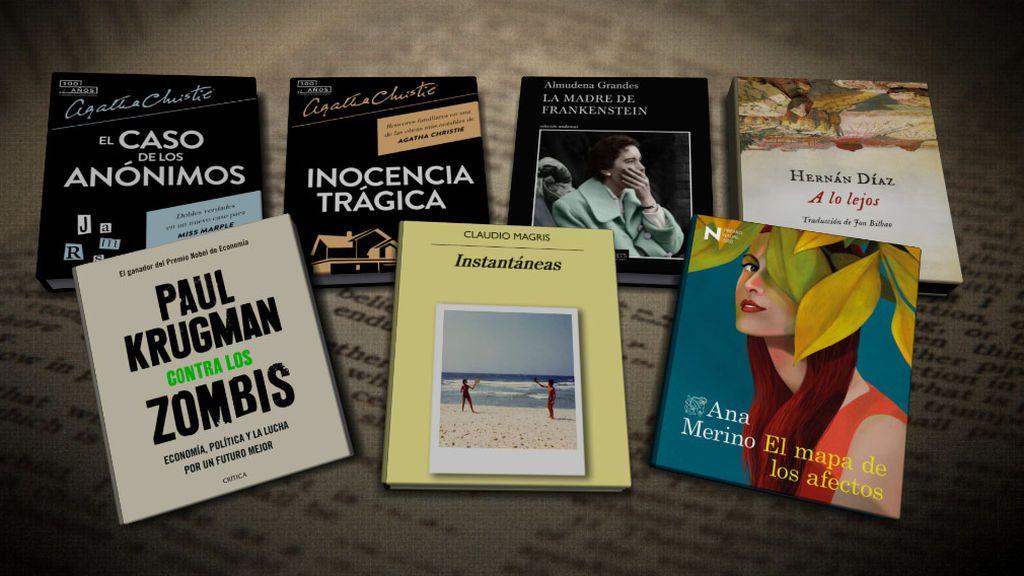 Estrenos literarios ineludibles del mes de febrero