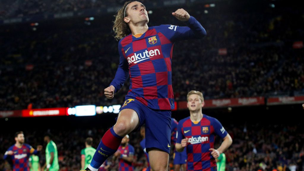 El Barça no pasa apuros ante el Leganés (