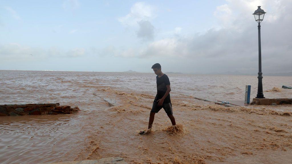Tres temporales históricos en 9 meses: las Danas, cada vez más frecuentes en el Mediterráneo