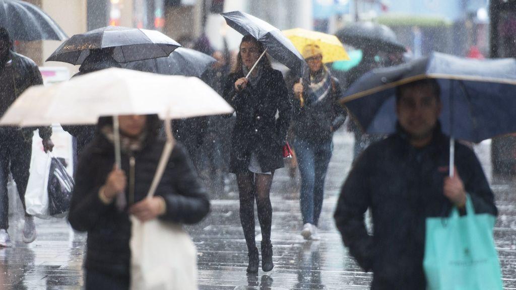 Últimas lluvias antes del 'veranillo': llegan frentes de una potente borrasca atlántica