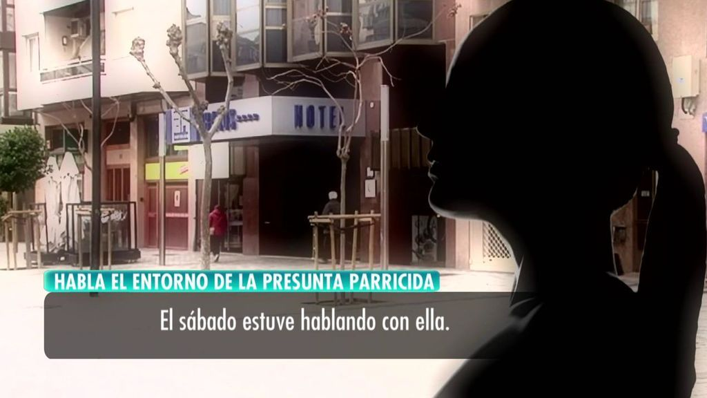 """Una amiga de la presunta parricida de Logroño: """"Me dijo que todo se iba a arreglar esta semana"""""""