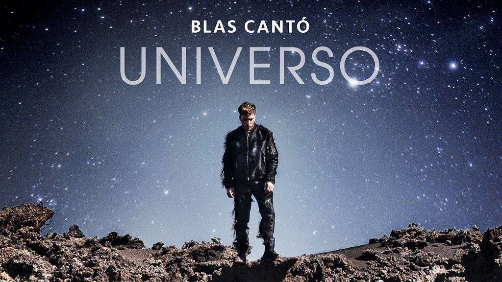El 'Universo' de Blas Cantó, la canción que representará a España en Eurovisión 2020