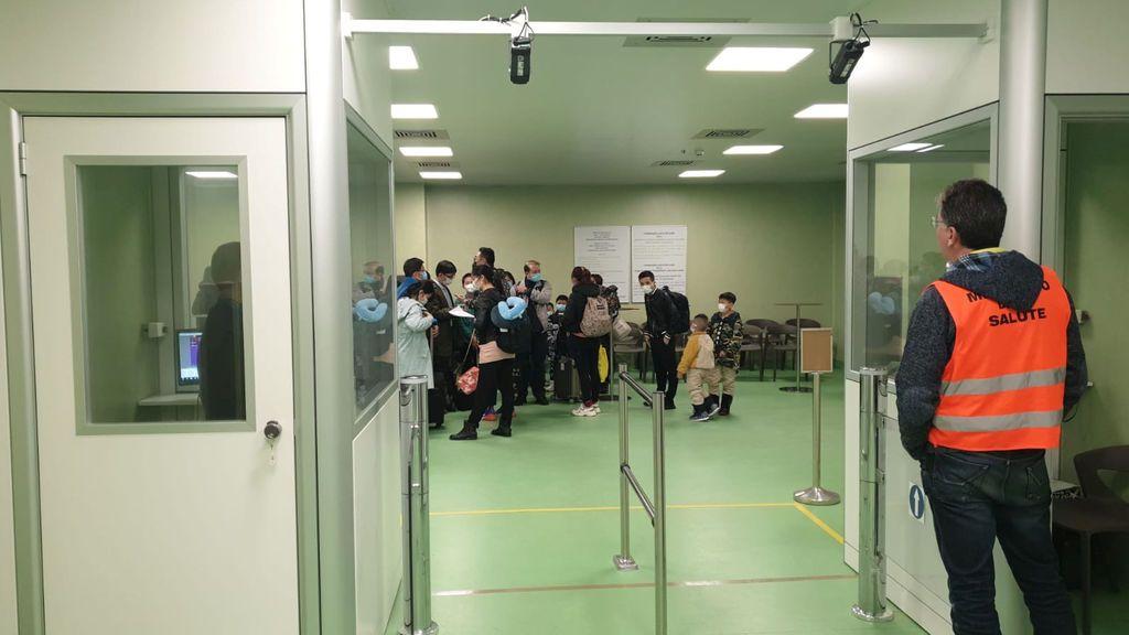 Italia confirma sus dos primeros casos del nuevo coronavirus chino