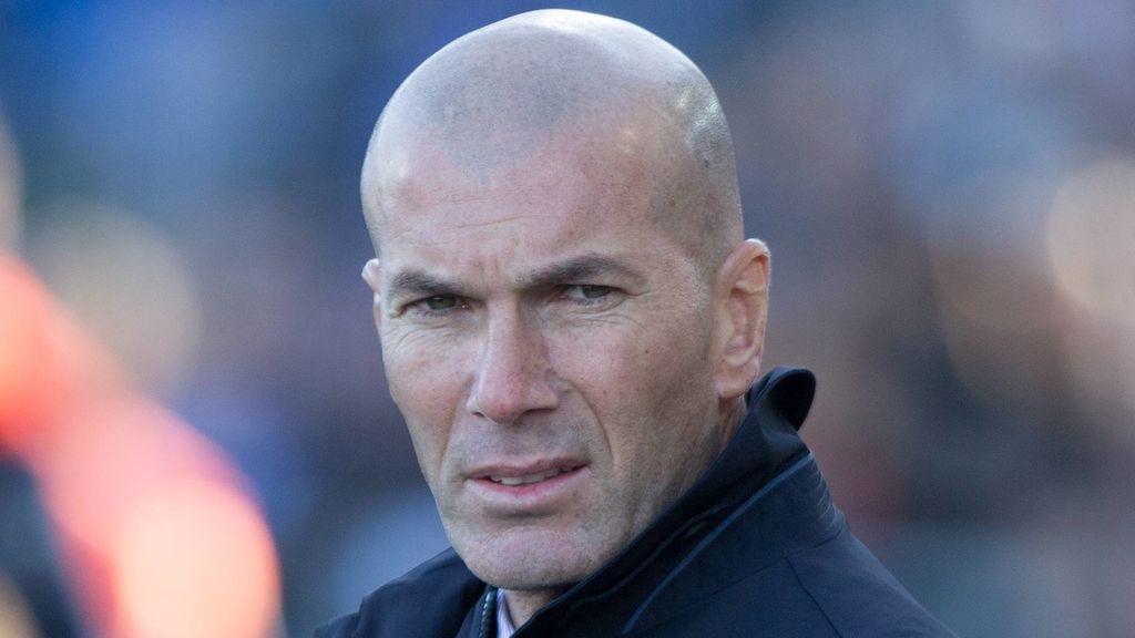 """El Tottenham aprieta por Bale y Zidane responde: """"No contemplo la posibilidad de que salga"""""""