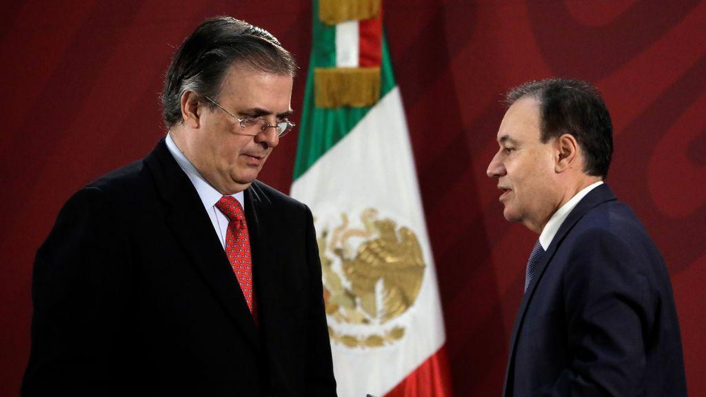 México anuncia un plan conjunto con EEUU para cerrar las fronteras y reducir el tráfico de armas