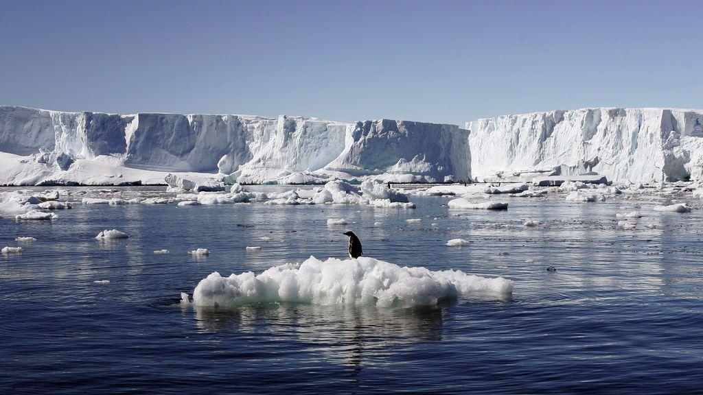 Descubren agua caliente bajo el Glaciar del Apocalipsis: las consecuencias si colapsa