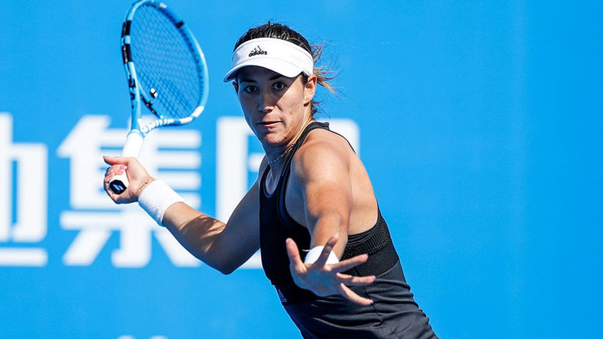Garbiñe Muguruza, curiosidades de la favorita en la final femenina del Open Australia
