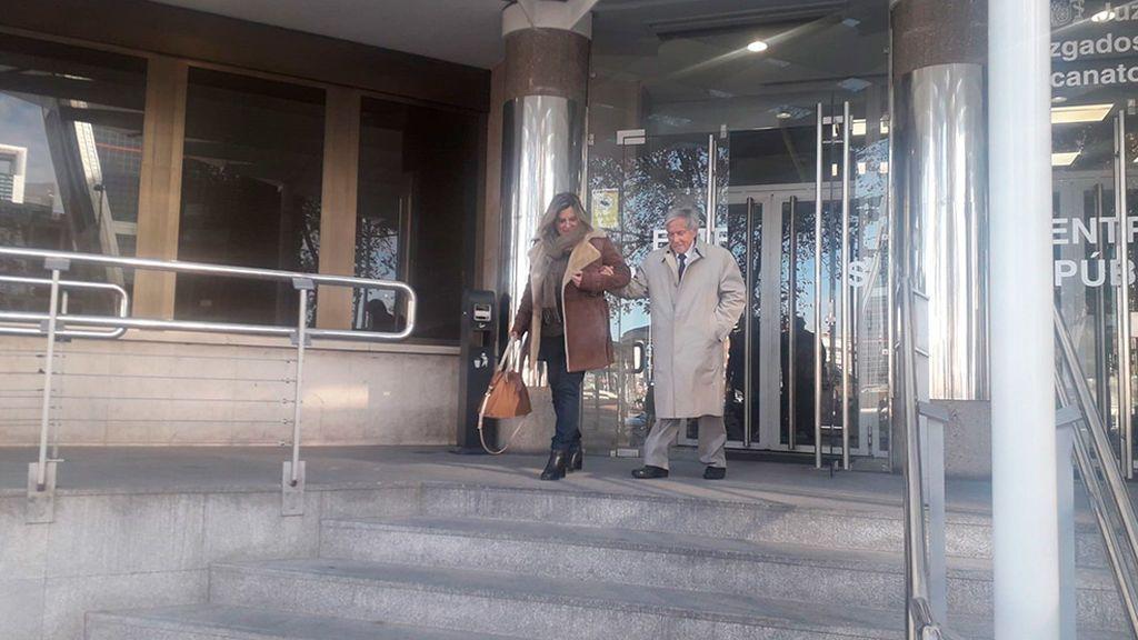 Una juez absuelve a la joven que okupó la casa de su abuelo en Madrid cuando éste estaba en Cartagena