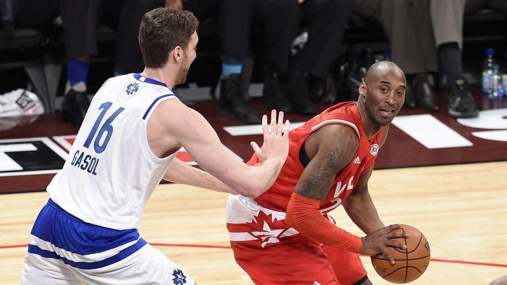 El homenaje de la NBA a Kobe Bryant en el All-Star: se cambiará el formato de puntuación