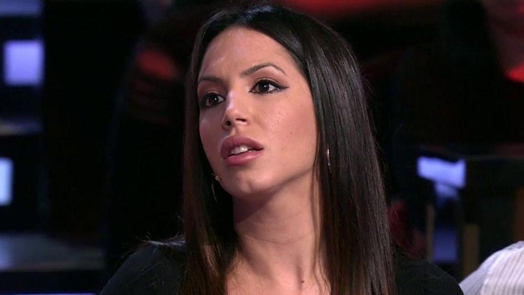 """Melani arremete contra Andrea: """"Se mete con los ojos de las demás y a ella se le cruzan"""""""