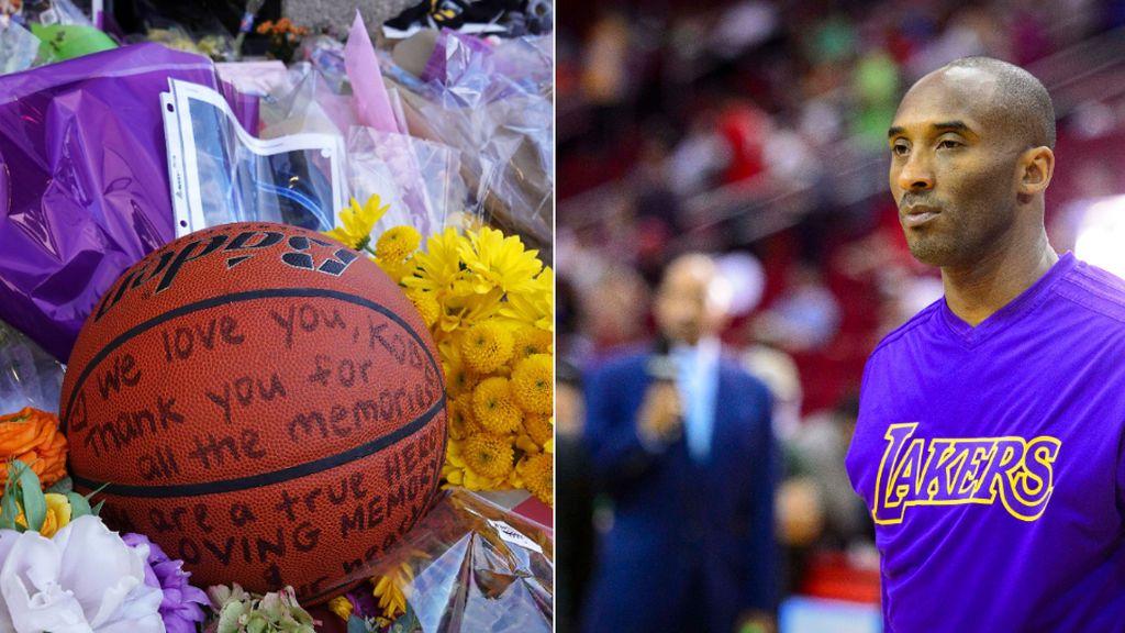 """El funeral público de Kobe Bryant y las otras ocho víctimas del accidente se celebrará en """"semanas"""""""