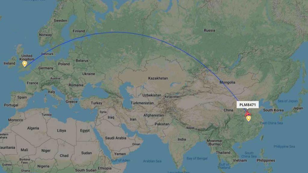 Los españoles en Wuhan llegarán a primera hora de la tarde a la base de Torrejón en Madrid