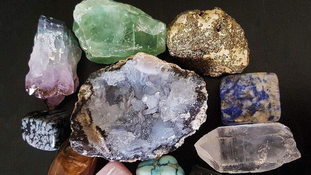 La cosmética que inspiran las piedras preciosas