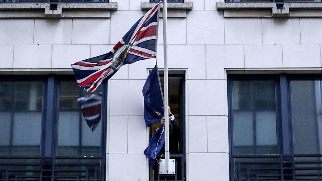 """La UE: """"Se abre una nueva era"""" tras el Brexit"""
