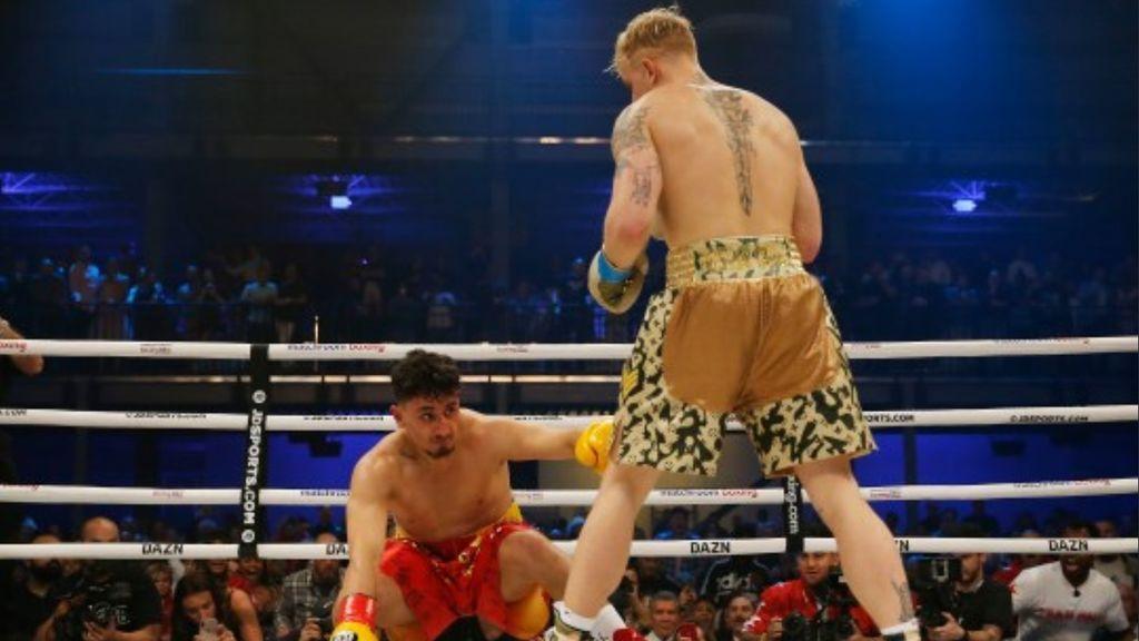 El combate de boxeo entre los youtubers Jake Paul y AnEsonGib es considerado como el peor de la historia